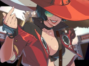 Arte de Guilty Gear Strive