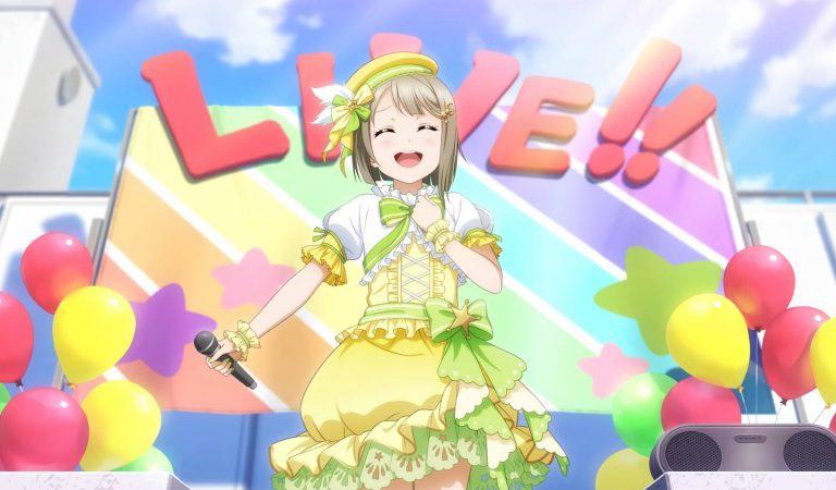 Love Live! All Stars celebra seu primeiro aniversário em jogo