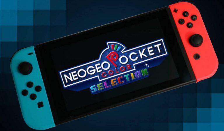 Neo Geo Pocket Color Selection será lançada como coletânea
