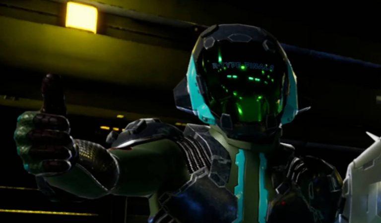 R-Type Final 2 recebe novo trailer mostrando gameplay