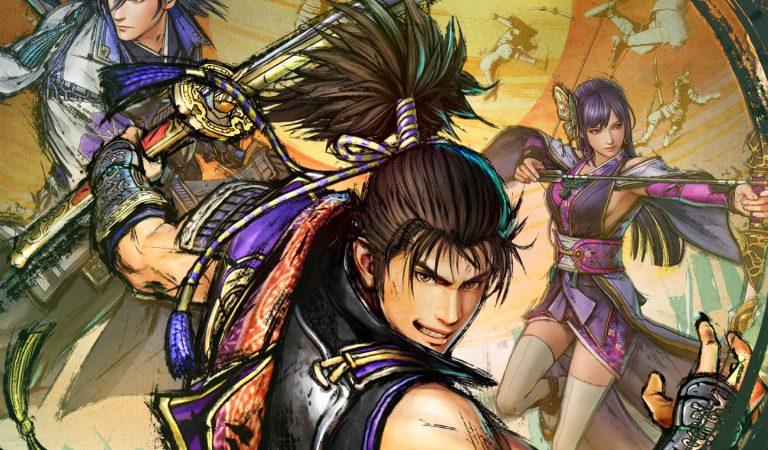 Koei Tecmo está revitalizando Samurai Warriors com seu novo jogo