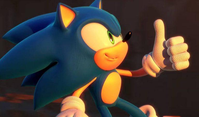 Sonic Prime, nova animação do famoso ouriço azul, é anunciada