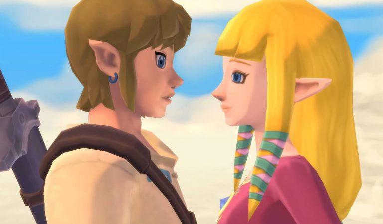 The Legend of Zelda: Skyward Sword retornará em HD no Switch