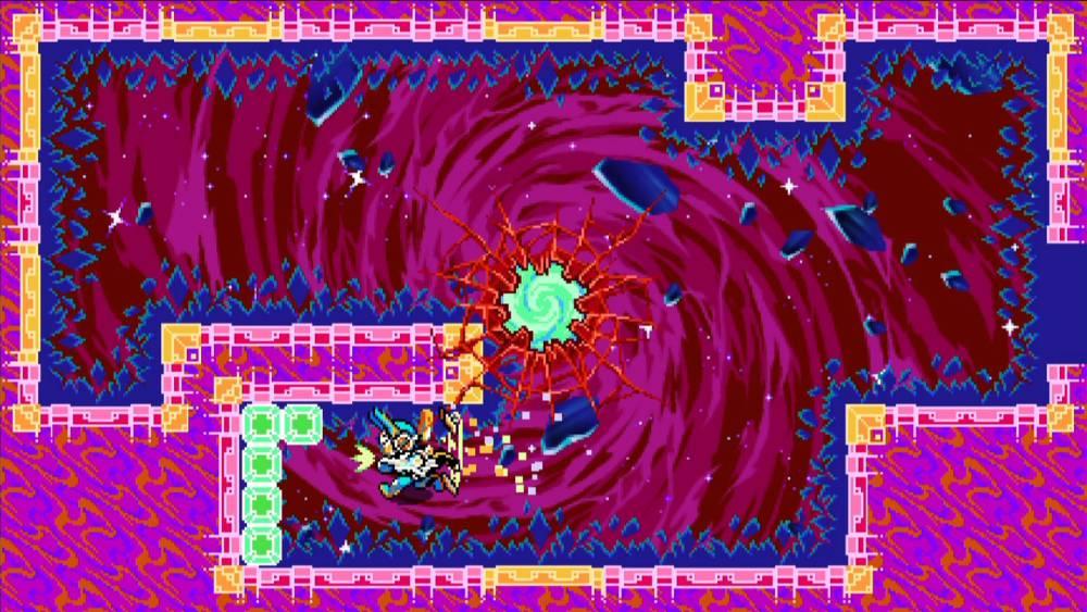 Screenshot de Blaster Master Zero III