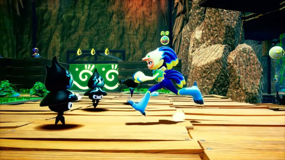 Screenshot de Balan Wonderworld