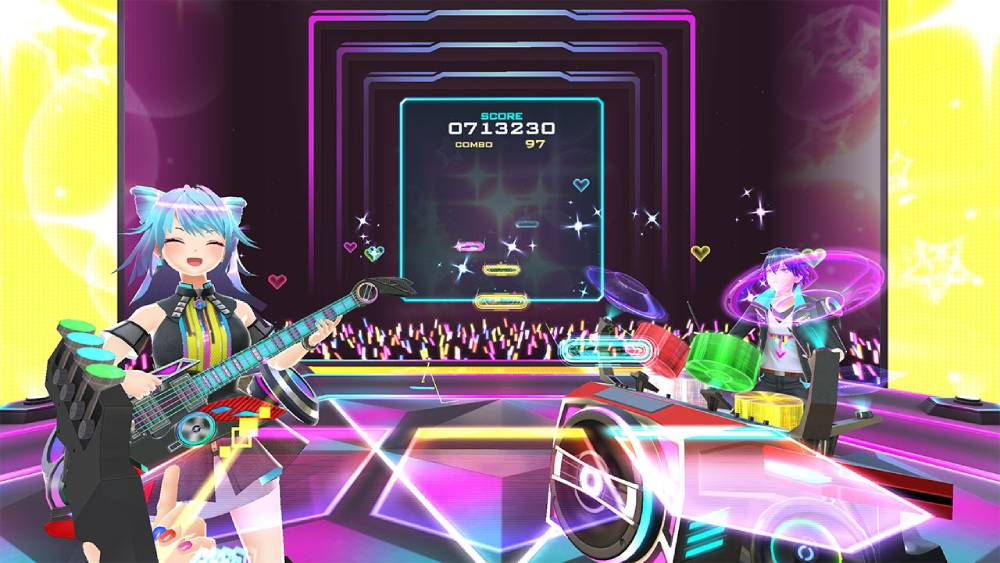 Screenshot de Beat Arena