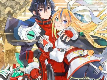 Arte de Blaster Master Zero Trilogy: Metafight Chronicle