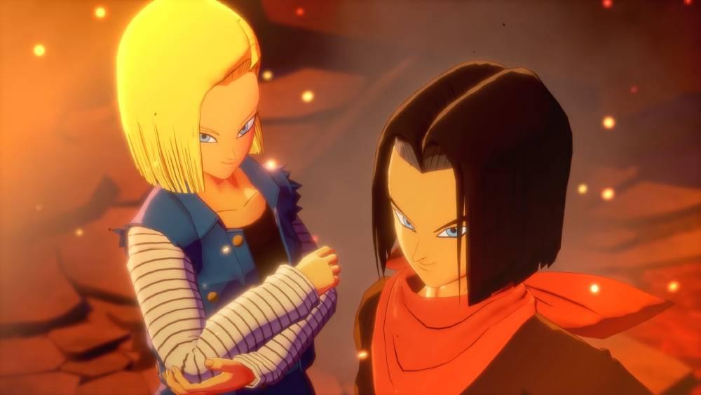 Screenshot de Dragon Ball Z: Kakarot - Trunks: The Warrior of Hope