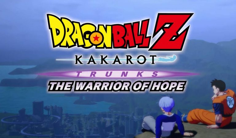 Dragon Ball Z: Kakarot revela nova DLC focada no Trunks do futuro