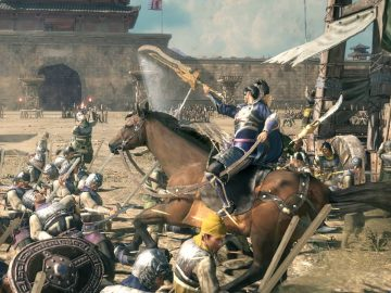 Screenshot de Dynasty Warriors 9 Empires