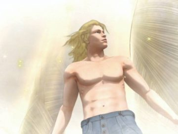 Screenshot de El Shaddai: Ascension of the Metatron