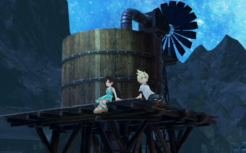 Screenshot de Final Fantasy VII: Ever Crisis