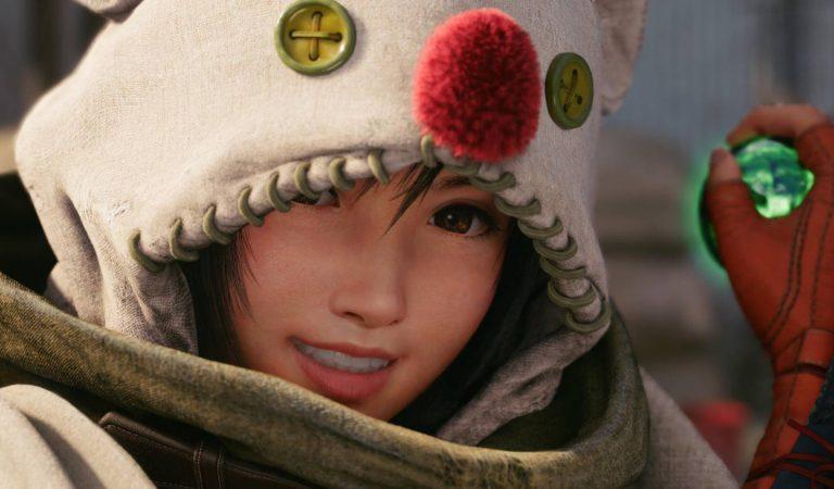 Final Fantasy VII Remake Intergrade detalha a história de Yuffie