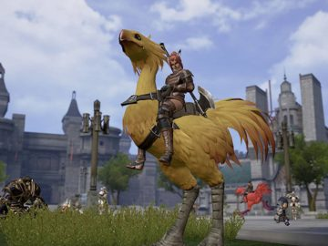 Screenshot de Final Fantasy XI Reboot