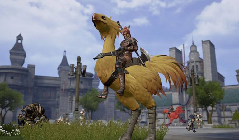 Final Fantasy XI Reboot tem seu desenvolvimento cancelado