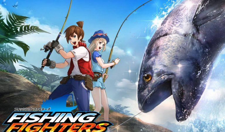 Fishing Fighters, jogo de pesca da FuRyu, é anunciado