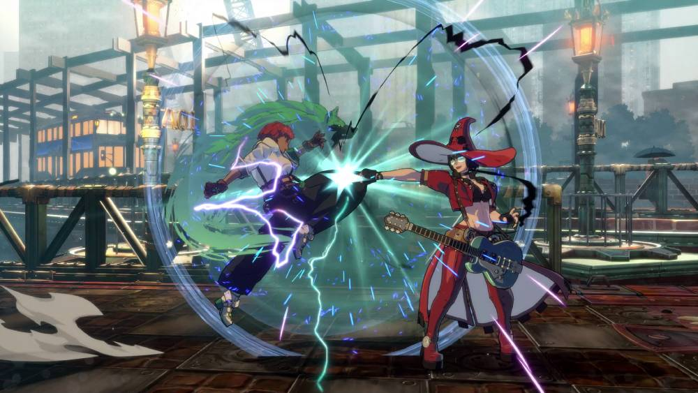 Screenshot de Guilty Gear Strive