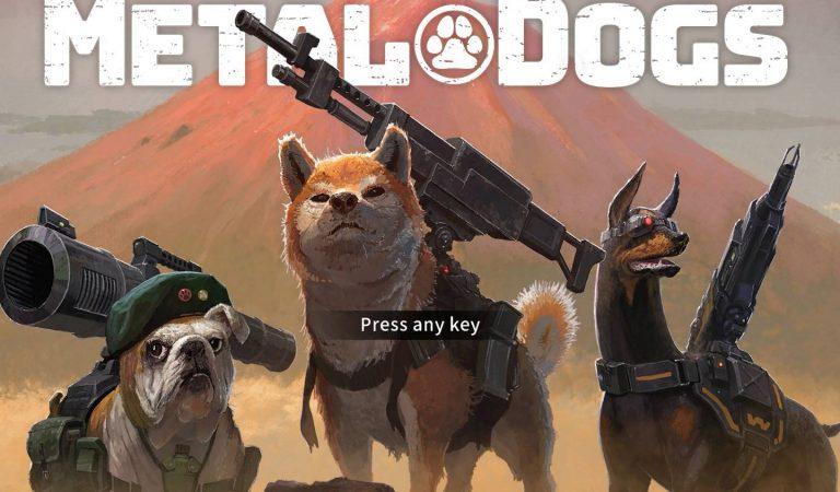 Metal Dogs é anunciado e chegará em acesso antecipado no Steam