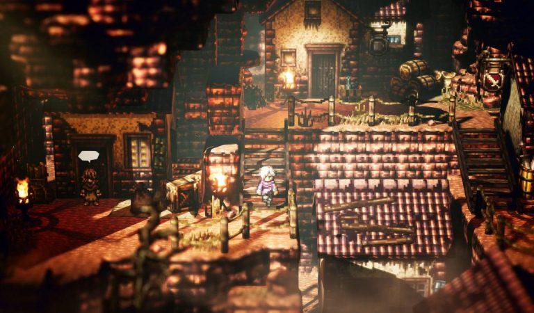Octopath Traveler terá versão para Xbox One em março