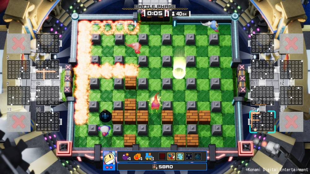 Screenshot de Super Bomberman R Online