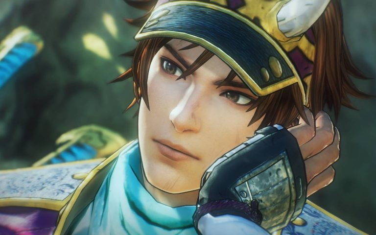 Screenshot de Samurai Warriors 5