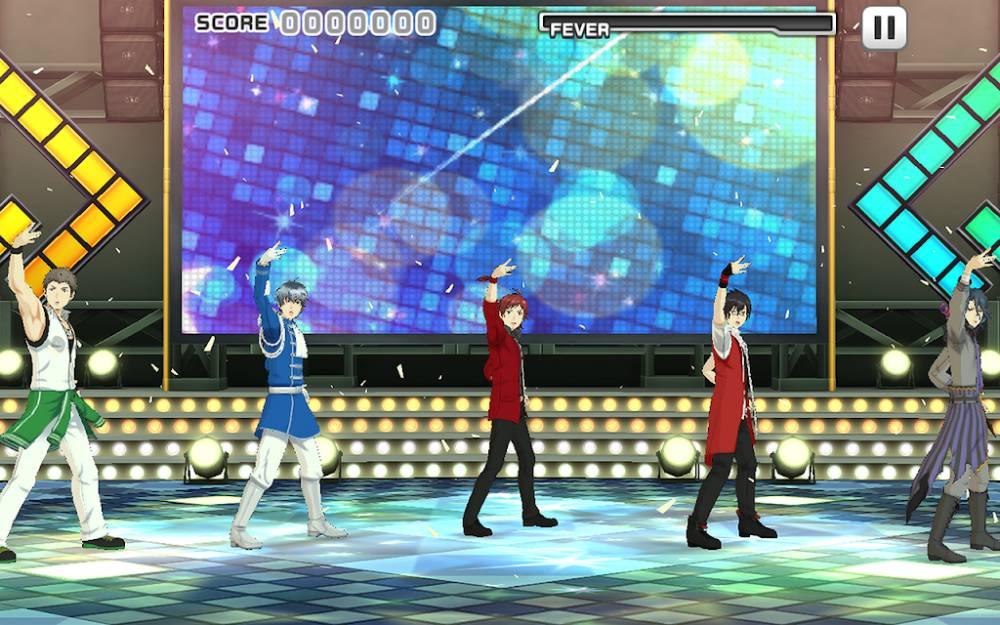Screenshot de The Idolmaster SideM: Live on Stage