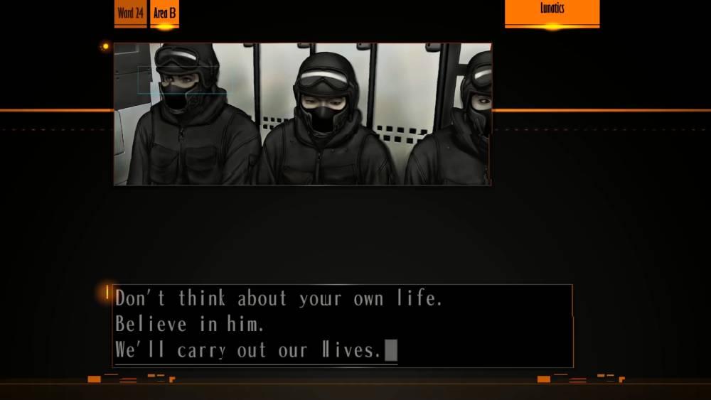 Screenshot de The Silver Case 2425