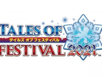 Logotipo de Tales of Festival 2021