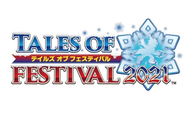 Tales of Festival 2021 já está com data marcada para novembro