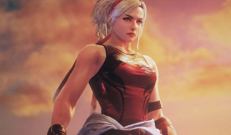 Lidia Sobieska será a nova lutadora de Tekken 7 ainda essa semana