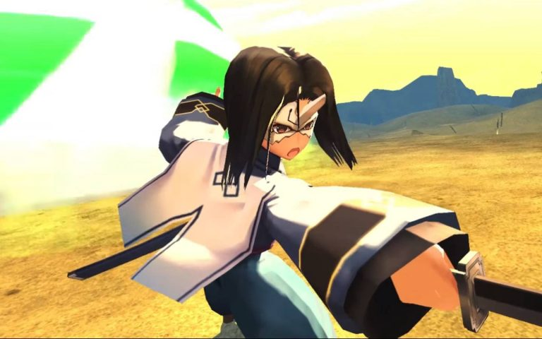 Screenshot de Utawarerumono: Mask of Truth