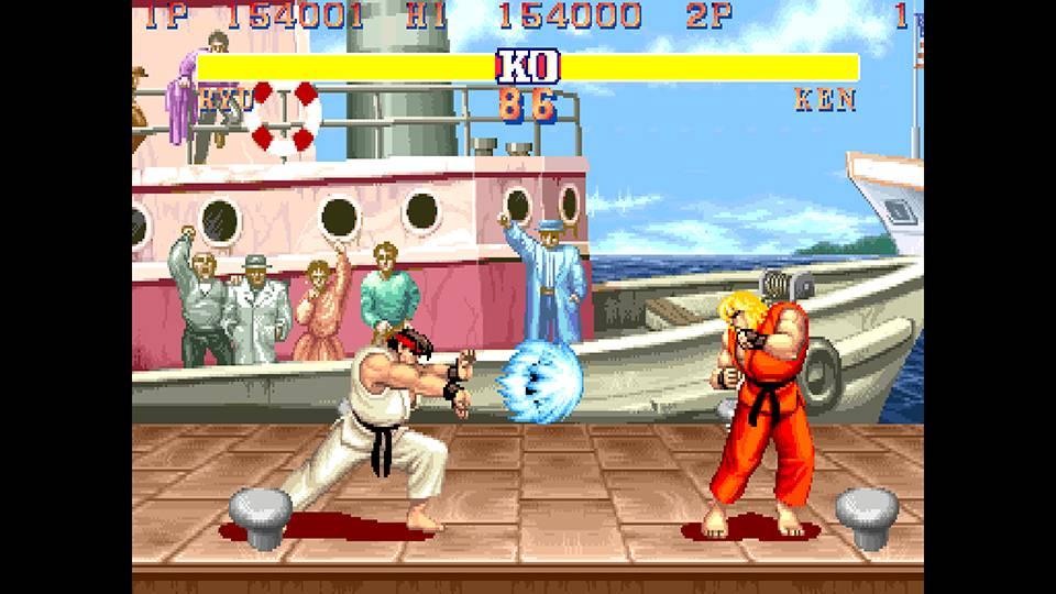 Screenshot de Capcom Arcade Stadium