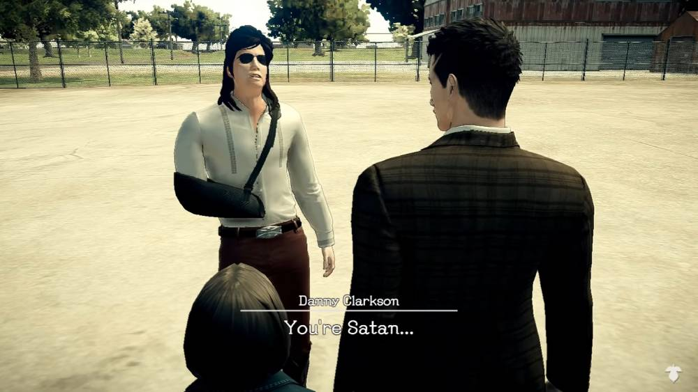 Screenshot de Deadly Premonition 2: A Blessing in Disguise