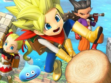 Arte de Dragon Quest Builders 2