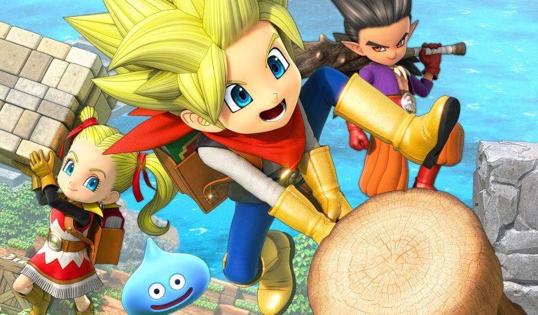 Dragon Quest Builders 2 em breve estará no Xbox Game Pass