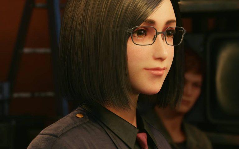 Screenshot de Final Fantasy VII Remake Intergrade