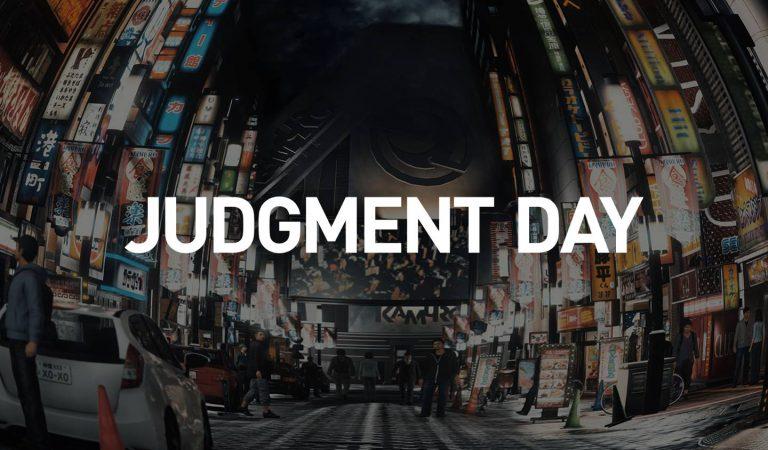 Sega se prepara para anunciar algo relacionado a Judgment em maio