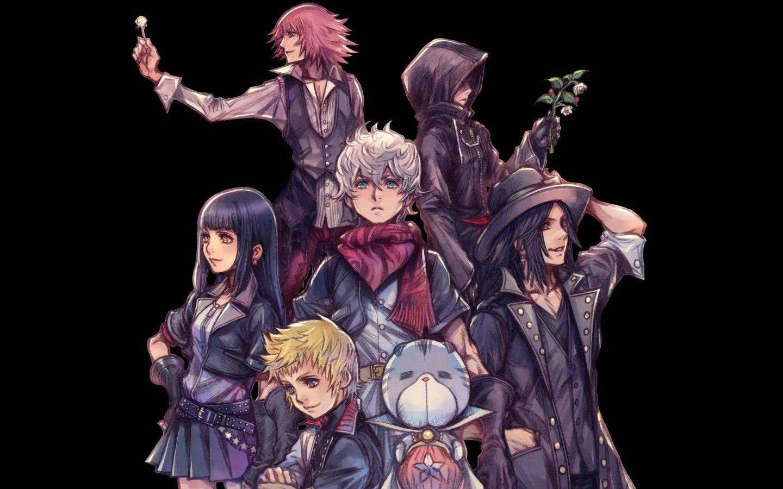 Arte de Kingdom Hearts Union X