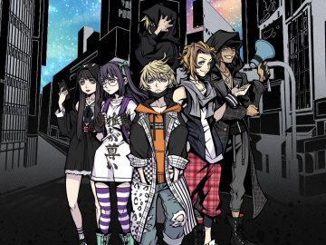 Arte de NEO: The World Ends with You