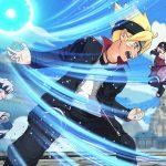 Arte de Naruto to Boruto: Shinobi Striker