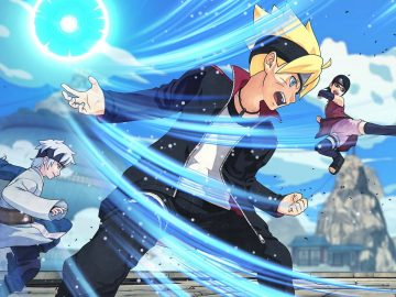 Arte de Naruto to Boruto: Shinobi Striker