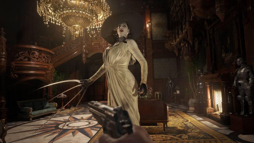 Screenshot de Resident Evil Village