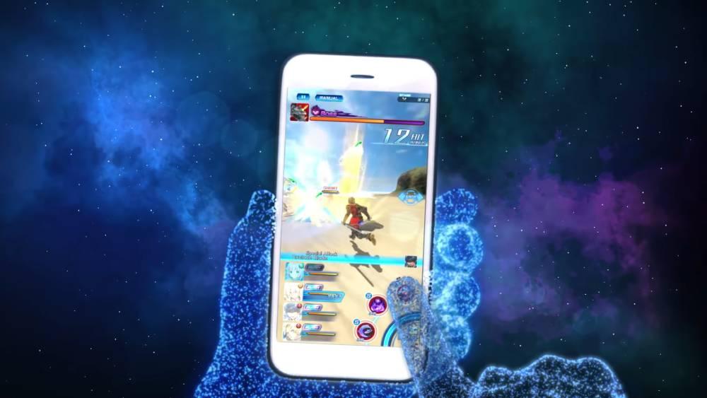 Captura de tela de vídeo promocional de Star Ocean Anamnesis