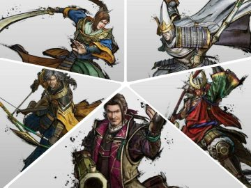 Artes de Samurai Warriors 5