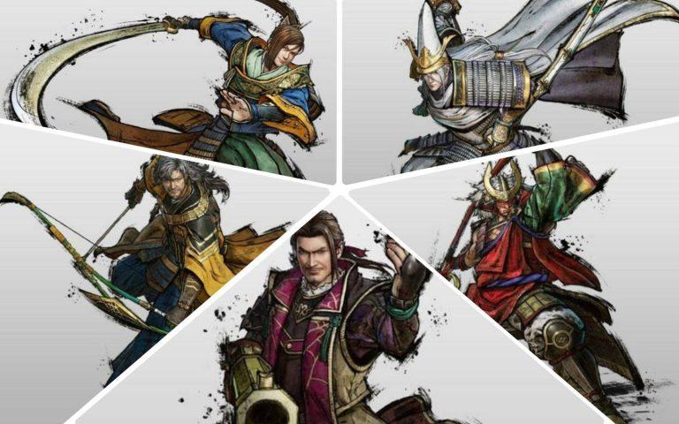 Artes de Samurai Warriors 5