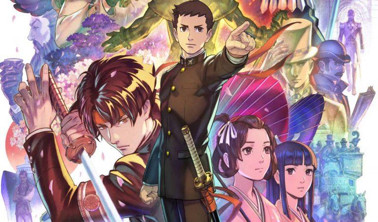 Great Ace Attorney Chronicles é anunciado para PS4, Switch e PC