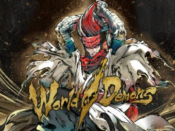 Arte de World of Demons