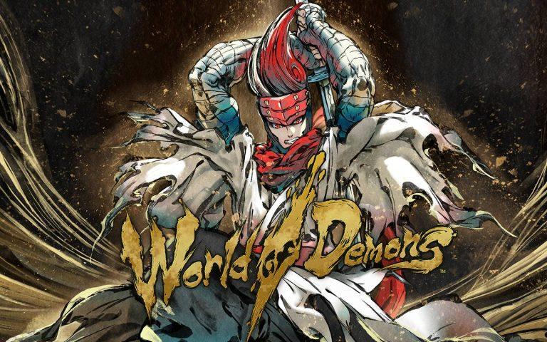 Arte de World of Demons