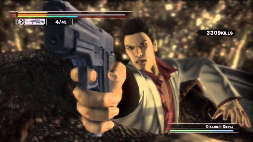 Screenshot de Yakuza: Dead Souls