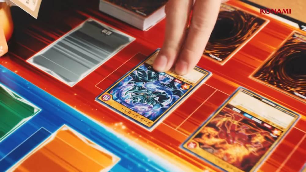 Captura de tela de comercial de Yu-Gi-Oh! Rush Duel